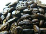 マンデリンスペシャル(生豆ー写真は焙煎豆ですが、焙煎前の生豆です)